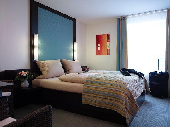 Hotel am Stadtring: Doppelzimmer