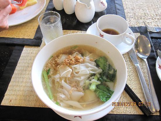 Angkor Miracle Resort & Spa: はまったフォー