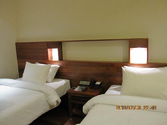 Angkor Miracle Resort & Spa: 部屋