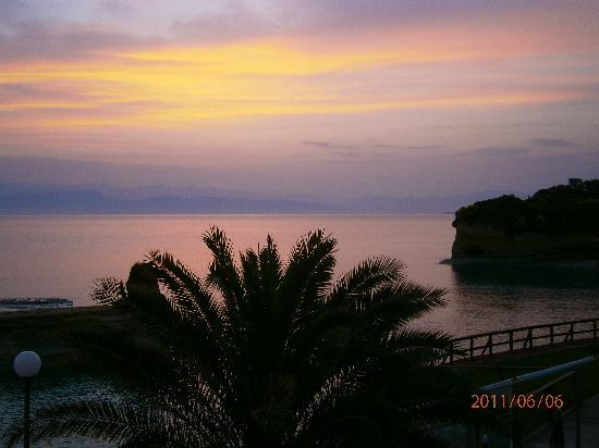 Kanali Hotel - Apartments: Sunrise,from our apartment