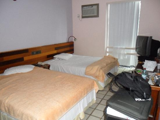 Falls Galli Hotel: Quarto