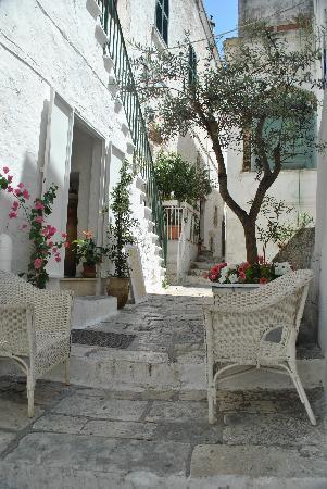 Ostuni, Italia: relax