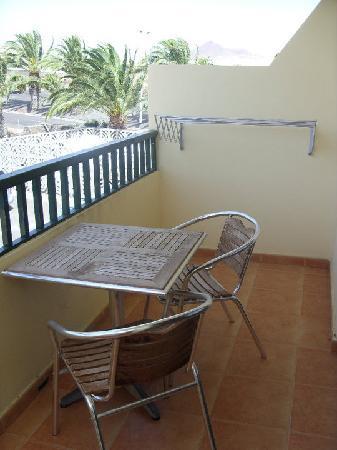 Santa Rosa: balcony