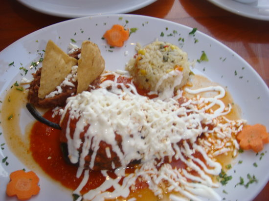 Compadres : Chile Rellenos: Awesome