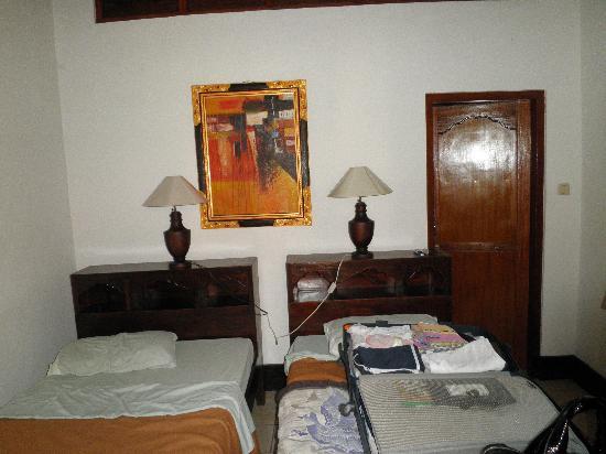 Ketut's Place: chambre eco...