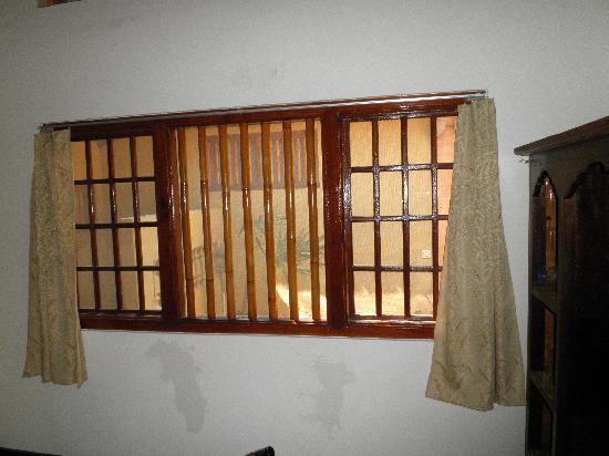 Ketut's Place: et sa fenêtre...