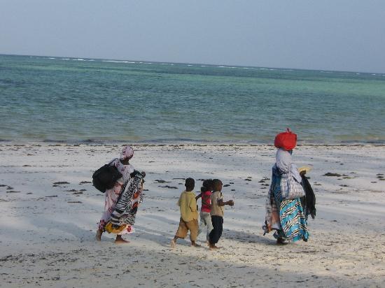 Пвани-Мчагани, Танзания: mare mare mare