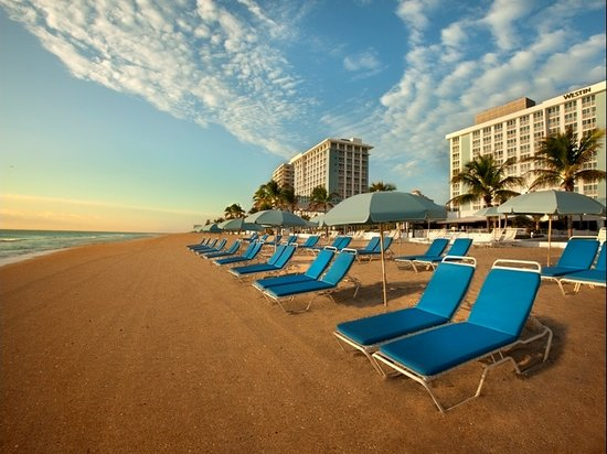 The Westin Beach Resort, Fort Lauderdale: Beach Front