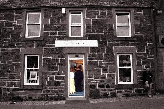 Galleria Luti - Art Gallery in Callander