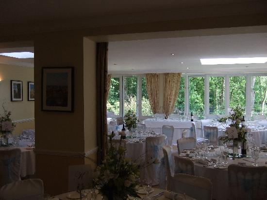 The Westwood Hotel: Lovely room for reception