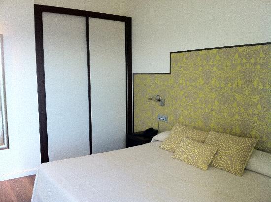 Hotel Embarcadero de Calahonda: Room sea view