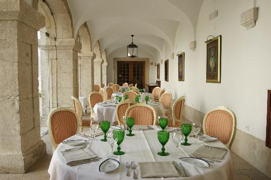Pousada de Palmela Historic Hotel: Restaurant