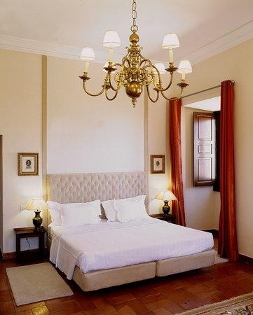 Pousada de Palmela Historic Hotel: Standard Room