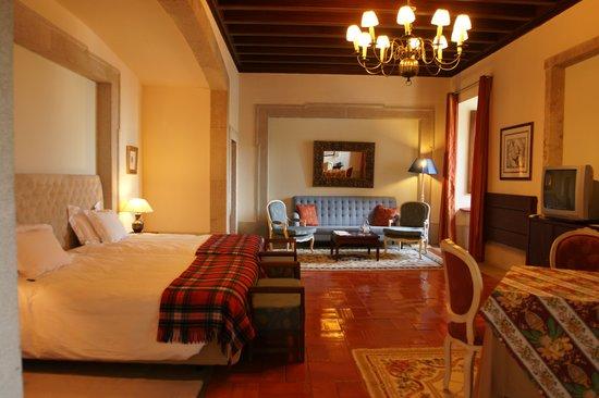 Pousada de Palmela Historic Hotel: Suite