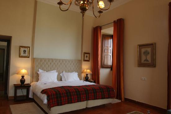 Pousada de Palmela Historic Hotel: Superior Room