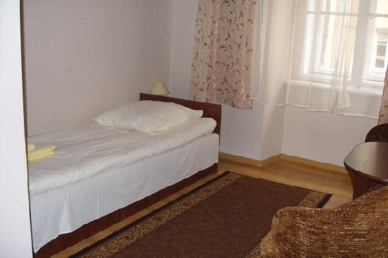 Golden Cracow Aparthotel: Chambre simple