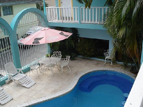Hotel Santana: pileta