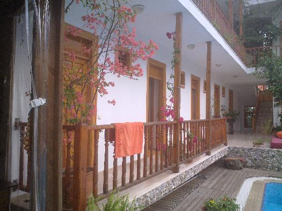 Hotel Beydagi Konak: Odalar
