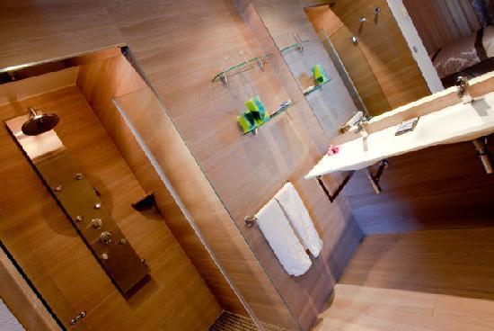 Hotel Condesa de la Bahia: Suite: Bathroom - Baño - Badezimmer