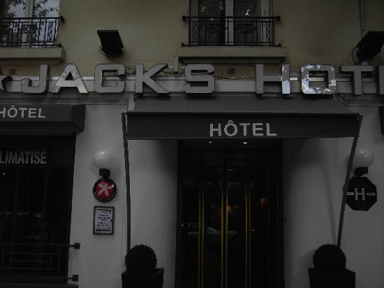 Jack's Hotel: front