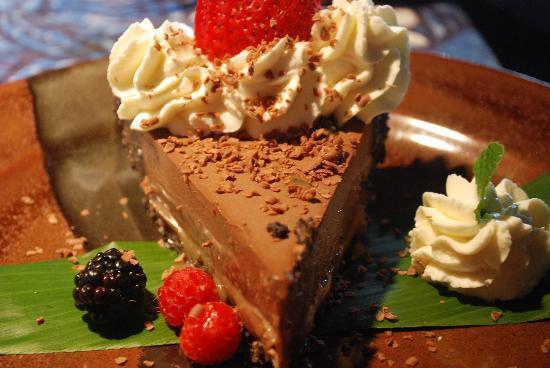 Paia, Havai: dessert