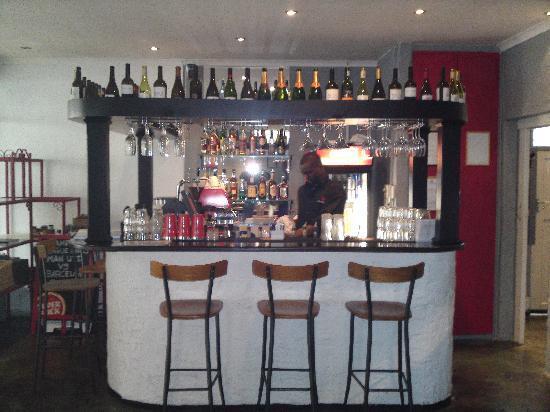 Bakoven, Südafrika: The Bar