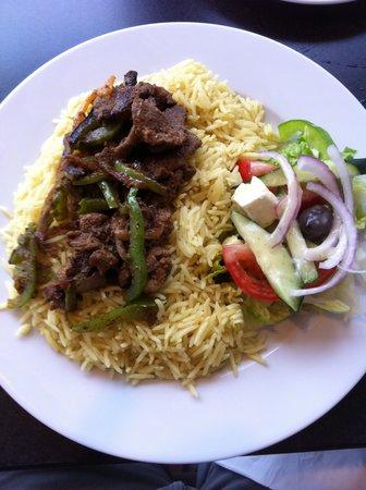 Ishtar Greek & Mediterranean Cuisine