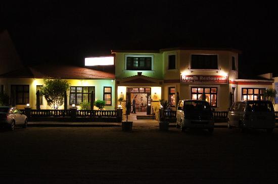 Hotel Deutsches Haus: Hotel bei Nacht