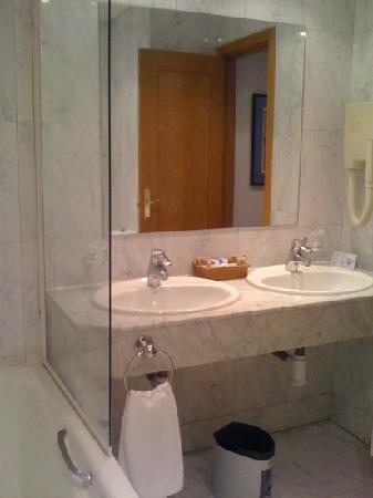 Espahotel Gran Via: Baño