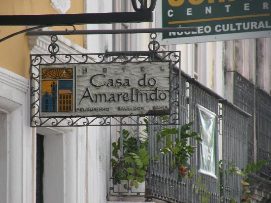 Hotel Casa do Amarelindo: Casa do Amarelindo