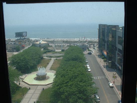 Bally's Atlantic City : View from the window