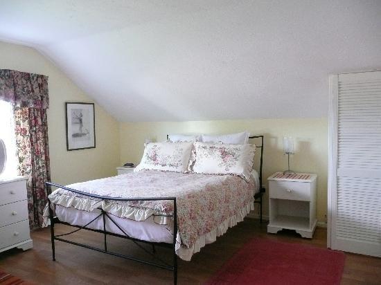 Pen Pentre B & B : Guest bedroom
