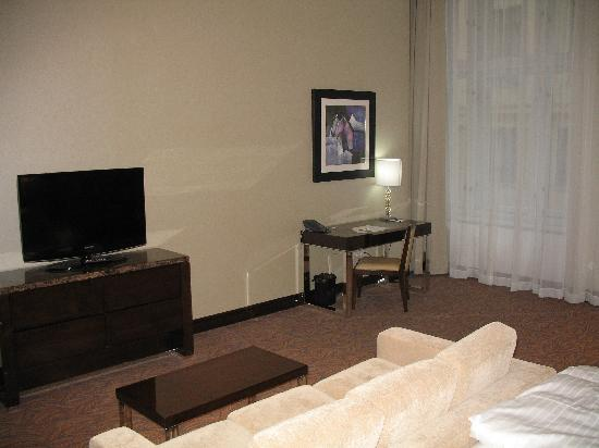 Hotel Kings Court : room