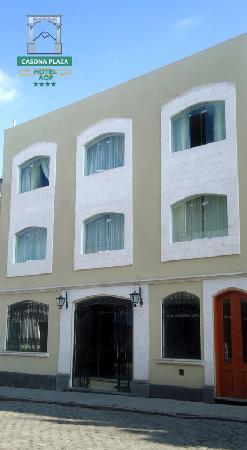 Casona Plaza Hotel AQP