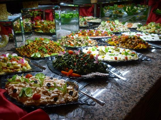 Belek Beach Resort Hotel: buffets