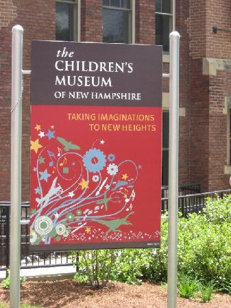 Hampton Inn Dover: Kids will love the Childrens Museum!