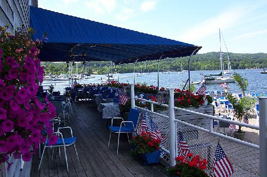 Waterfront Dining at the Westport Yacht Club - Picture of Le