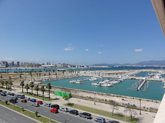 Ohtels Campo de Gibraltar: View from room