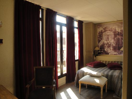 Hotel de France : My room in the Hotel