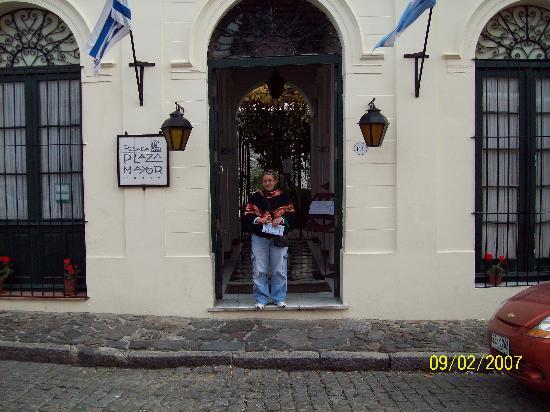 Posada Plaza Mayor: puro estilo colonial!!!