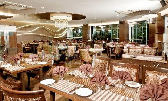 DRH Regency: fine dining.....delicious food