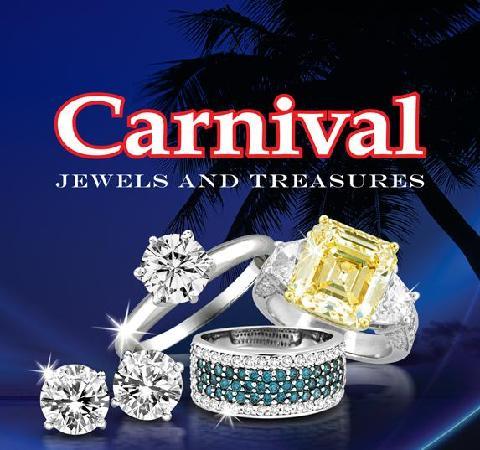 Jewel House : Carnival Jewels & Treasures