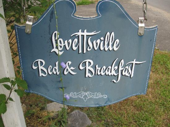 Lovettsville Bed & Breakfast : a great place for an R&R