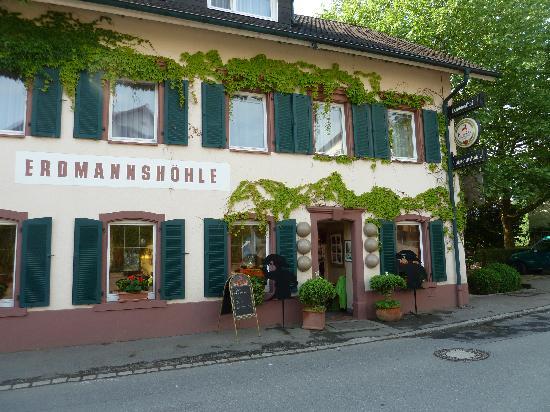 Landgasthof Erdmannshoehle