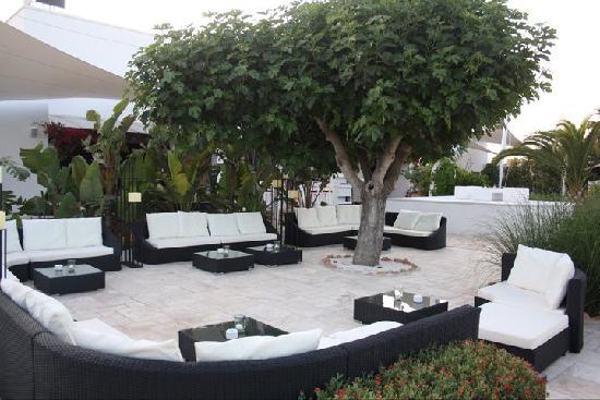 Novum Ibiza: Garden