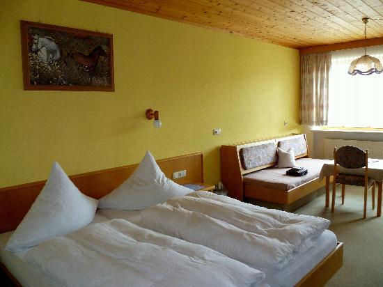 Landhaus Maria: Zimmer