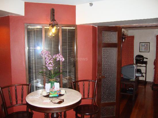 The Siam Heritage: Comme dans un appartement....!