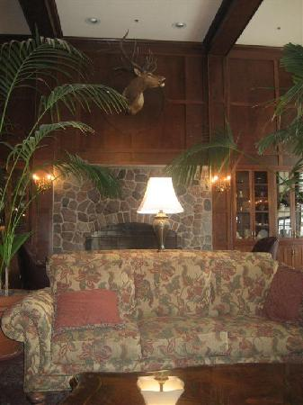 The Osthoff Resort: Recreation Room