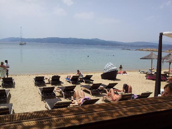 Skiathos Premier Hotel: BANANA BEACH