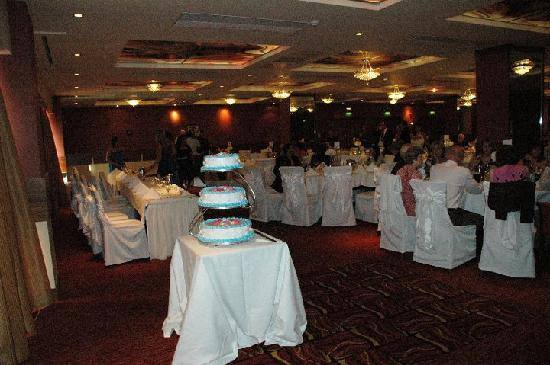 The Ball Room Set Up Picture Of Maldron Hotel Tallaght